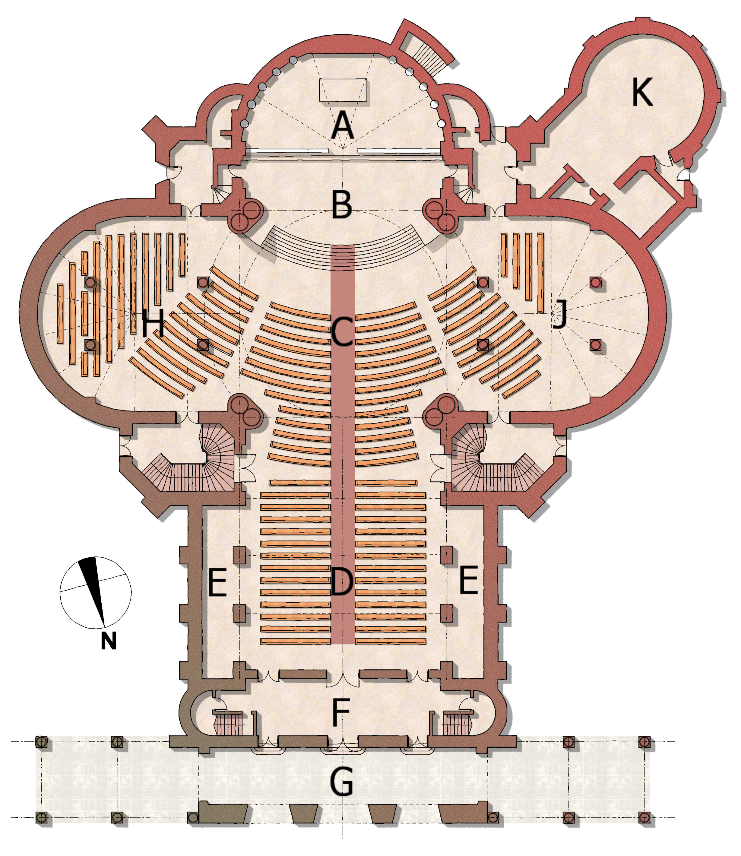 Stanford_Memorial_Church_Plan